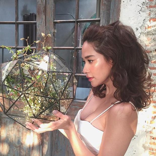 Thái Lan tụ hội dàn mỹ nhân sở hữu khung xương mặt đẹp nhất: Mình Hoa hậu chuyển giới lấn át dàn đại mỹ nhân U40! - Ảnh 14.