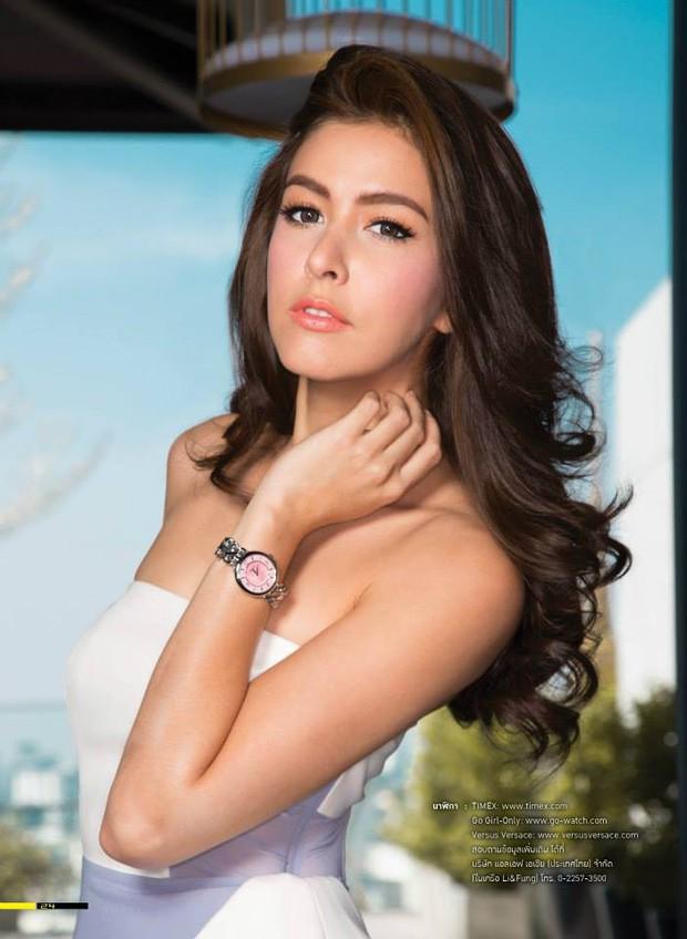 Thái Lan tụ hội dàn mỹ nhân sở hữu khung xương mặt đẹp nhất: Mình Hoa hậu chuyển giới lấn át dàn đại mỹ nhân U40! - Ảnh 32.