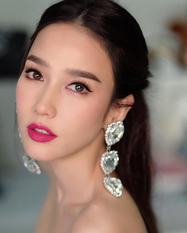 Thái Lan tụ hội dàn mỹ nhân sở hữu khung xương mặt đẹp nhất: Mình Hoa hậu chuyển giới lấn át dàn đại mỹ nhân U40! - Ảnh 45.