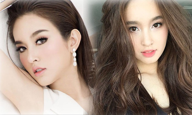 Thái Lan tụ hội dàn mỹ nhân sở hữu khung xương mặt đẹp nhất: Mình Hoa hậu chuyển giới lấn át dàn đại mỹ nhân U40! - Ảnh 9.