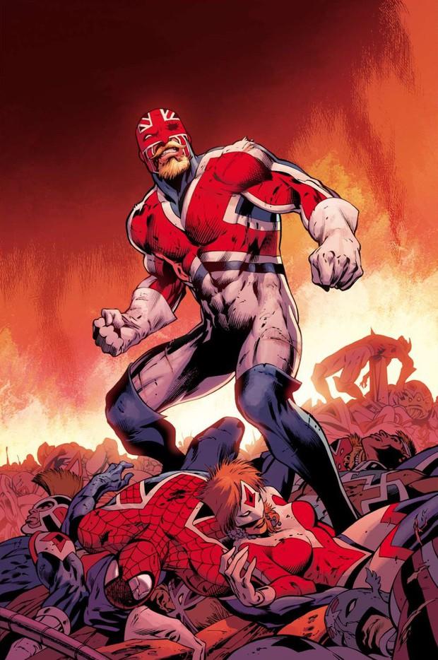 Lộ diện phản diện mới sau Thanos nhờ vào Lượng Tử Giới mà Marvel tiết lộ bấy lâu nay? - Ảnh 7.