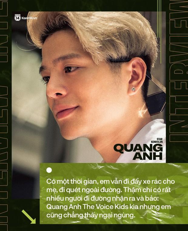 """Quang Anh (The Voice Kids) lần đầu thừa nhận thẩm mỹ gương mặt: """"Em thay đổi là để tôn trọng khán giả"""" - Ảnh 2."""
