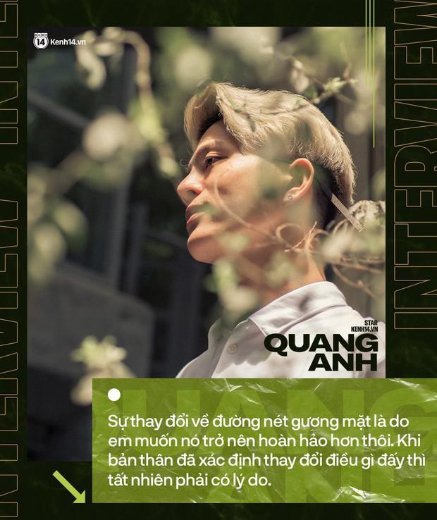 """Quang Anh (The Voice Kids) lần đầu thừa nhận thẩm mỹ gương mặt: """"Em thay đổi là để tôn trọng khán giả"""" - Ảnh 3."""