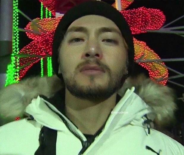 Nếu một ngày các nam thần idol như V, Jin (BTS), Baekhyun... già đi, râu ria mọc tùm lum thì fangirl có còn mê không? - Ảnh 1.