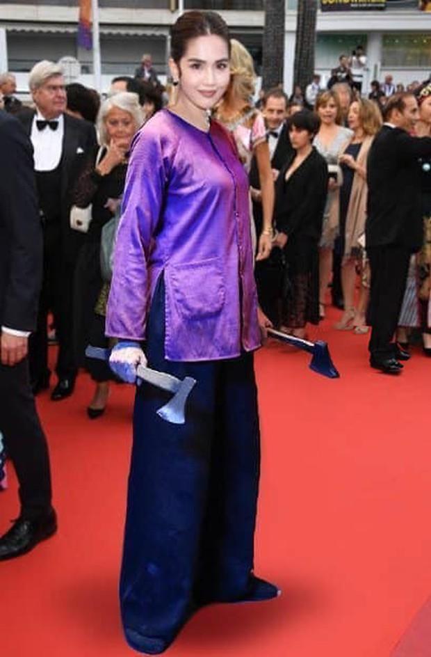Thương Ngọc Trinh ăn mặc thiếu vải, cộng đồng mạng cùng chung tay ủng hộ quần áo giải nguy - Ảnh 7.
