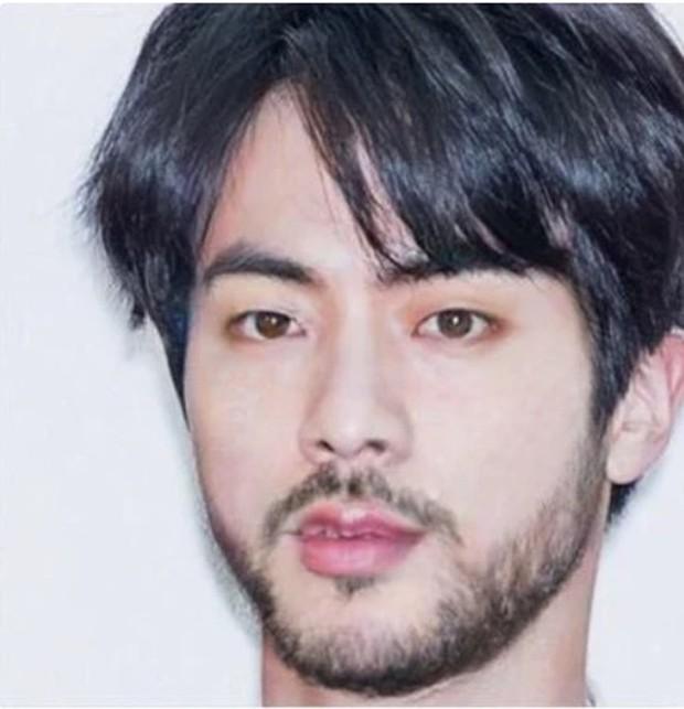 Nếu một ngày các nam thần idol như V, Jin (BTS), Baekhyun... già đi, râu ria mọc tùm lum thì fangirl có còn mê không? - Ảnh 4.