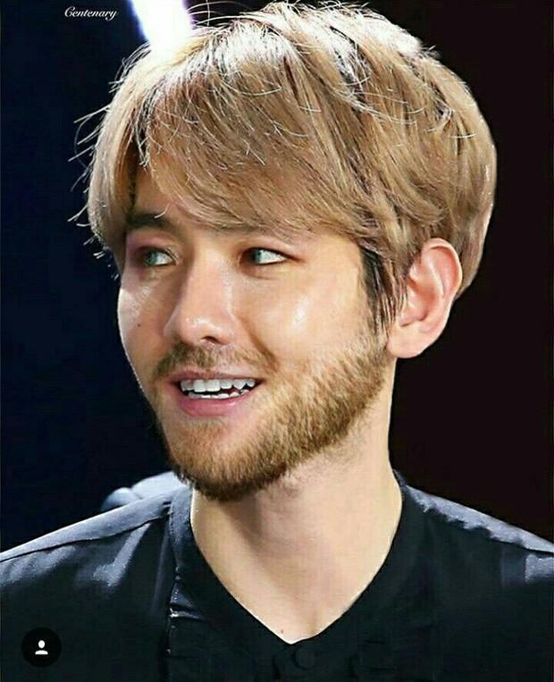 Nếu một ngày các nam thần idol như V, Jin (BTS), Baekhyun... già đi, râu ria mọc tùm lum thì fangirl có còn mê không? - Ảnh 5.