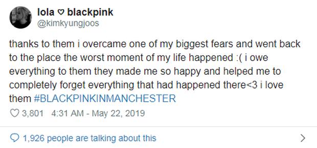 Tổ chức concert tròn 2 năm kể từ thảm họa đánh bom tại cùng địa điểm với Ariana Grande, BLACKPINK đã có những hành động tinh tế thế nào? - Ảnh 5.