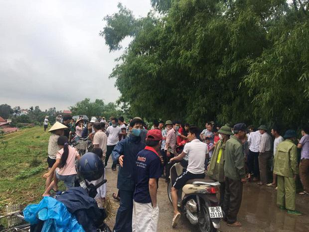 Kẻ sát hại tài xế xe ôm phi tang thi thể vào chính bao tải nhờ nạn nhân mua - Ảnh 2.