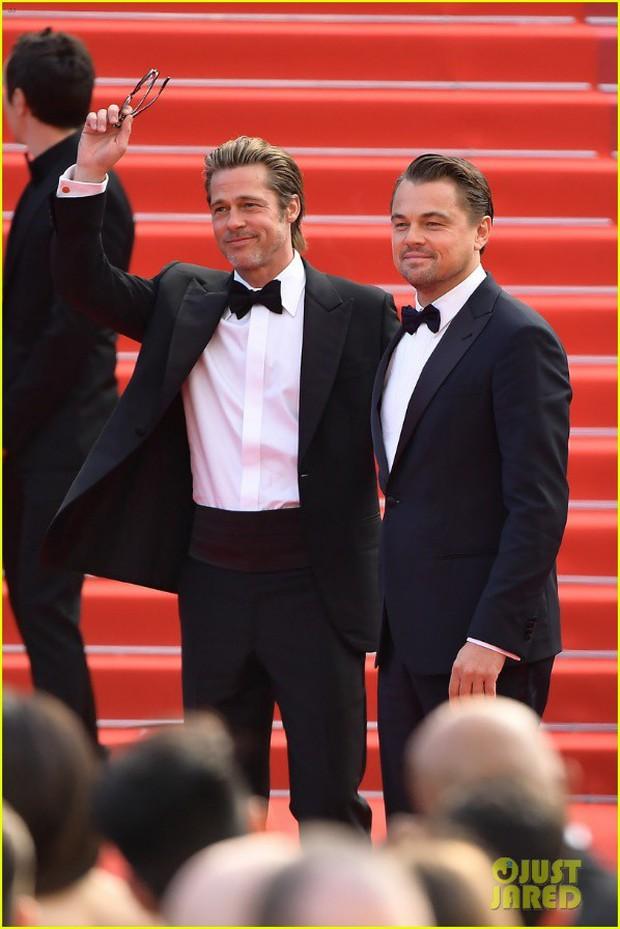 Choáng với ảnh Brad Pitt và Leonardo hiện tại và 30 năm trước: Vẫn xứng danh cặp tài tử sát gái nhất Hollywood! - Ảnh 4.