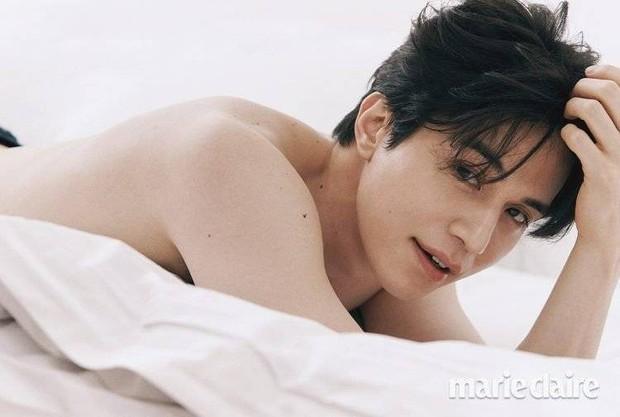 Khiến chị em xịt máu mũi với body cuồn cuộn, ai mà ngờ Lee Dong Wook từng một thời béo ú nu thế này - Ảnh 4.