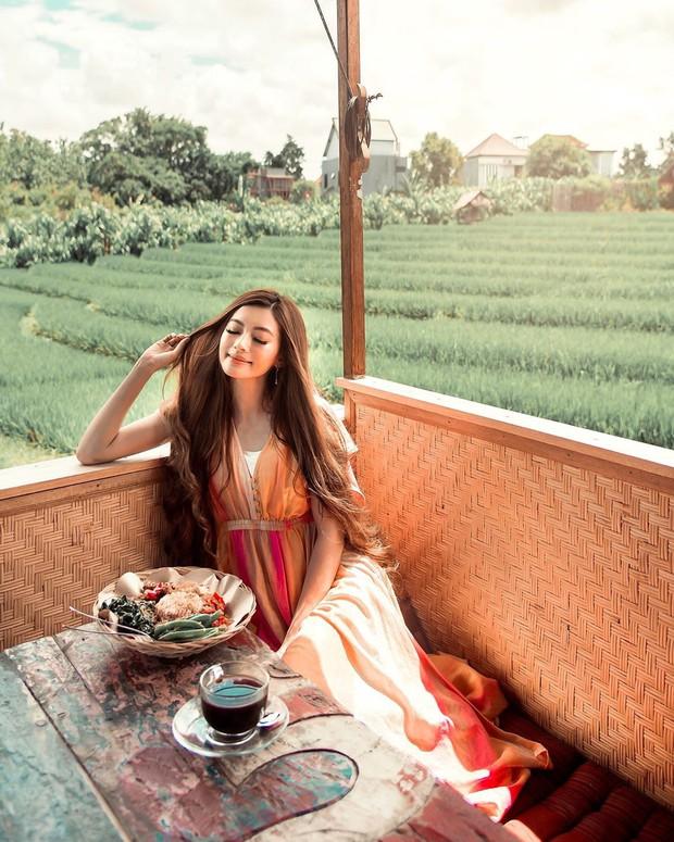 Bị đồn chia tay bạn trai, công chúa tóc mây gốc Việt khiến fan phải ghen tị ngược bằng câu trả lời như thế này - Ảnh 1.