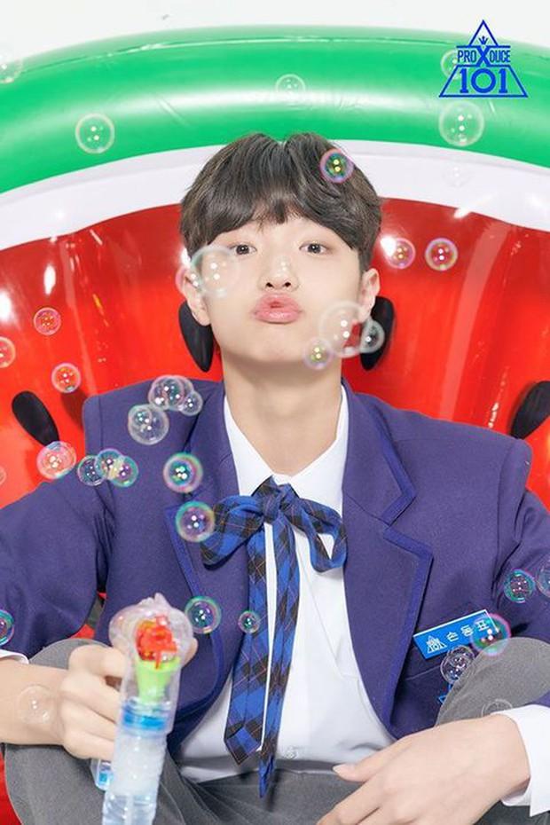 Produce X 101 cùng dàn thí sinh cực phẩm thi nhau càn quét bảng xếp hạng show thực tế tại Hàn Quốc - Ảnh 7.