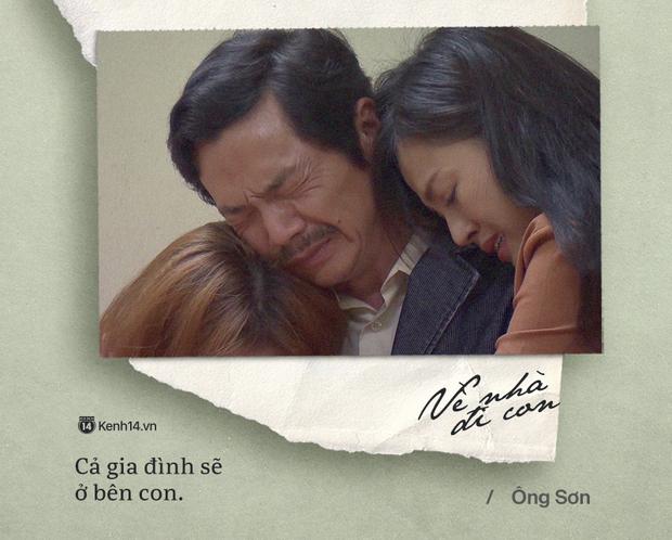 Không chỉ là bộ phim quốc dân, Về nhà đi con còn cho chúng ta những bài học vô giá về tình cảm gia đình - Ảnh 13.