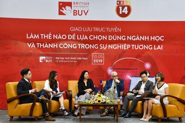 Học sinh Việt Nam còn thiếu chính kiến trong định hướng ngành học và nghề nghiệp - Ảnh 2.