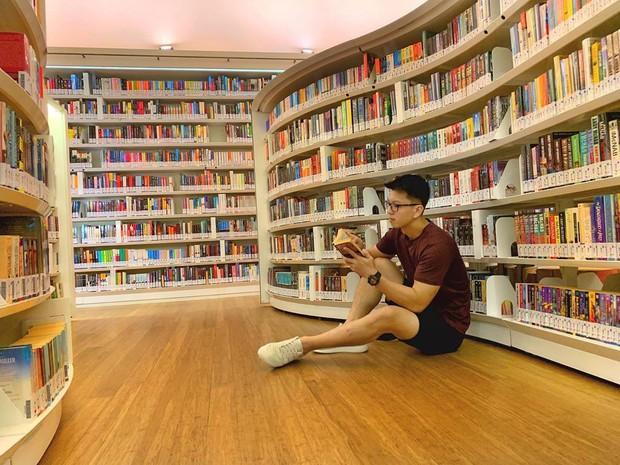 Lộ diện thư viện sống ảo đẹp nhất Singapore cực hiếm người biết, nơi bước 1 bước là chụp được 10 kiểu ảnh! - Ảnh 6.