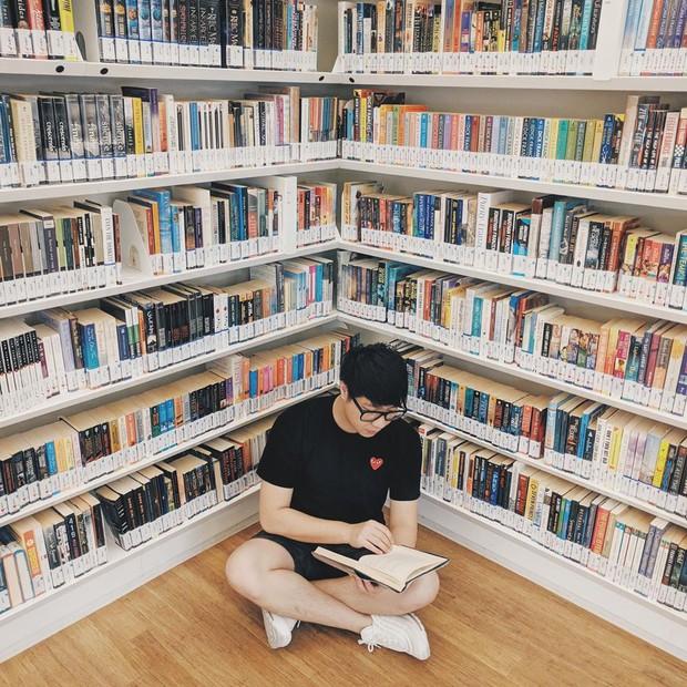 Lộ diện thư viện sống ảo đẹp nhất Singapore cực hiếm người biết, nơi bước 1 bước là chụp được 10 kiểu ảnh! - Ảnh 21.