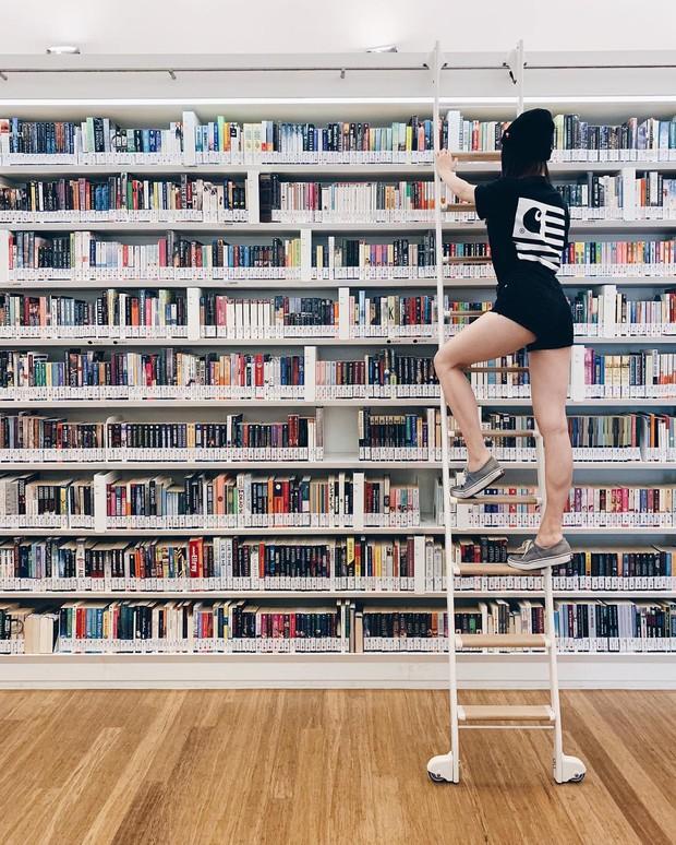 Lộ diện thư viện sống ảo đẹp nhất Singapore cực hiếm người biết, nơi bước 1 bước là chụp được 10 kiểu ảnh! - Ảnh 11.
