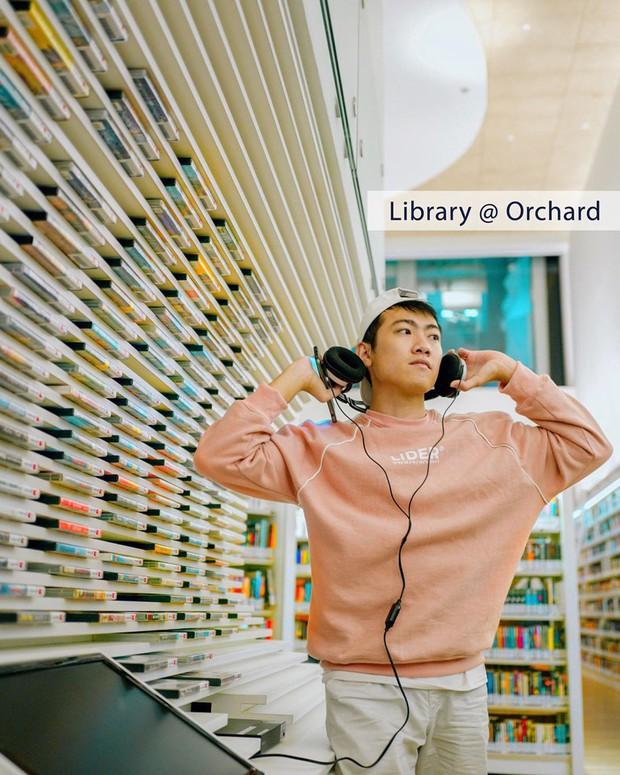 Lộ diện thư viện sống ảo đẹp nhất Singapore cực hiếm người biết, nơi bước 1 bước là chụp được 10 kiểu ảnh! - Ảnh 12.