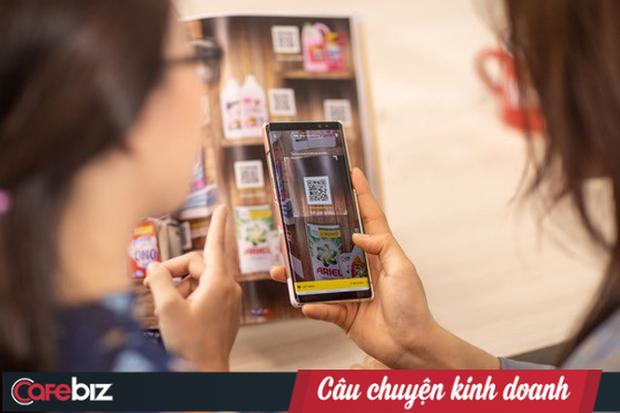 """Vingroup mở """"siêu thị ảo đầu tiên tại Việt Nam: Mua sắm chỉ cần quét mã, 2 tiếng sau hàng tới tận nhà - Ảnh 2."""