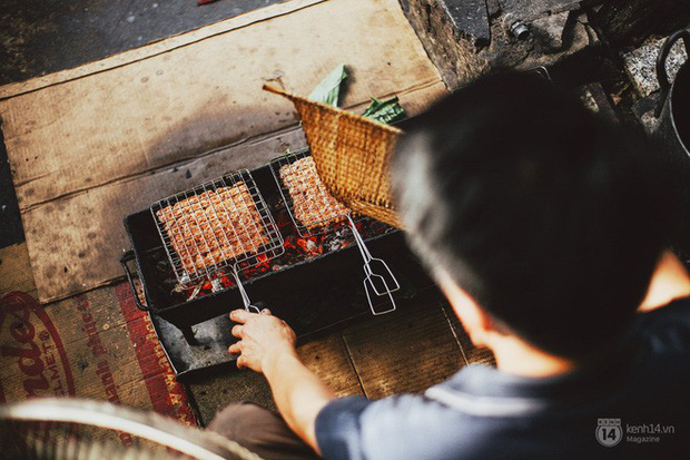 Từ kinh đô về cố đô, từ Hà Nội đến Ninh Bình thôi mà món bún chả đã khác xa thế này - Ảnh 2.