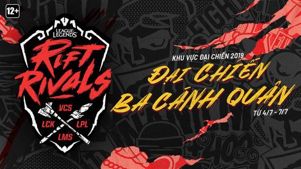 Chính thức: LMHT Việt Nam sẽ có cơ hội cọ xát cùng những đội tuyển hàng đầu thế giới tại Rift Rivals 2019 - Ảnh 1.