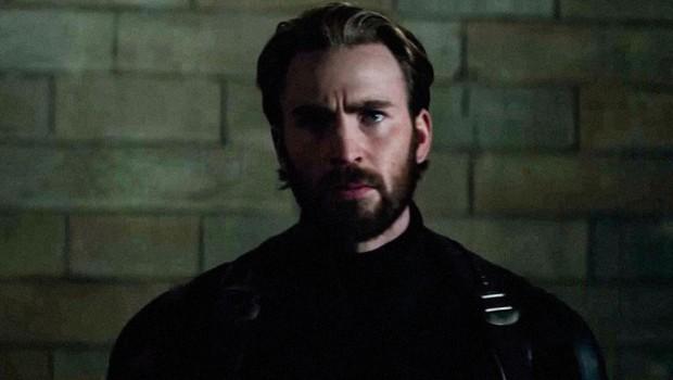 Xém xíu nữa thì Captain America đã sống cùng người khác trong Infinity War - Ảnh 1.