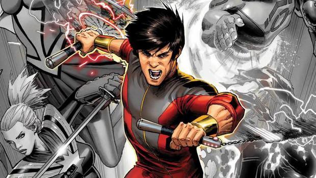 HOT: Lộ diện siêu anh hùng Châu Á đầu tiên của Marvel body sáu múi siêu gợi cảm - Ảnh 1.