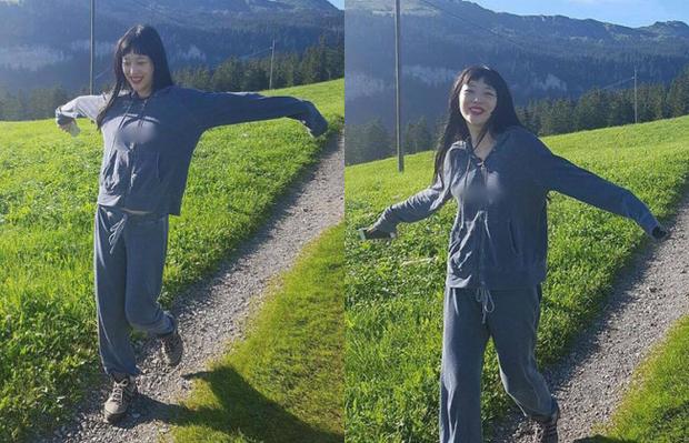 Dù ở nhà hay ra đường cũng không mặc áo lót, Kpop chỉ duy nhất Sulli được gọi là cô gái vàng của làng thả rông - Ảnh 3.