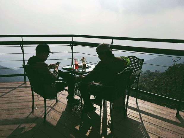 Hoá ra quán cà phê mà Thư và Vũ (Về nhà đi con) hẹn hò ở Tam Đảo chính là nơi check in sống ảo quen thuộc của giới trẻ - Ảnh 10.