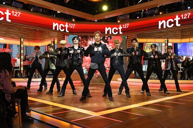 Sắp mất cần câu cơm EXO và SHINee, SM thay đổi chiến thuật để NCT 127 nối nghiệp đàn anh? - Ảnh 2.