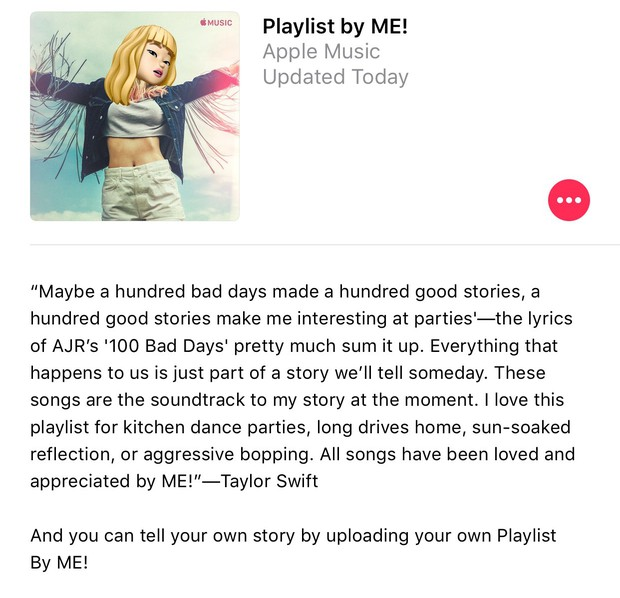 Đố bạn biết siêu sao nhạc pop hàng đầu như Taylor Swift nghe nhạc gì và đây là câu trả lời - Ảnh 2.