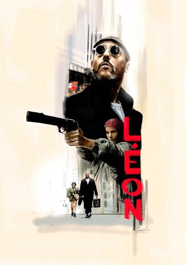 """Natalie Portman và màn ra mắt để đời đầy tranh cãi trong """"Léon: The Professional"""" - Ảnh 1."""