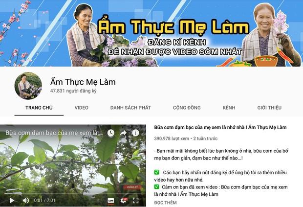3 Vlogger ẩm thực có tuổi vẫn khiến giới trẻ chao đảo: Người tạo hiện tượng, người hút triệu view sau 2 tuần ra mắt - Ảnh 11.