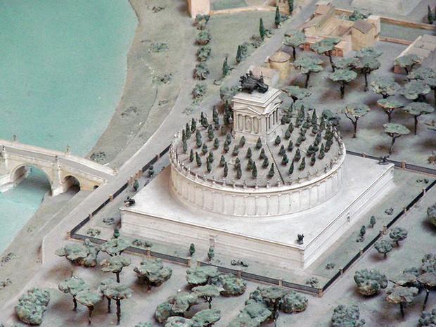 Tuyệt thế kỳ công: Mất 38 năm để hoàn thiện mô hình thành Rome cổ đại tỷ lệ 1:250 - Ảnh 7.
