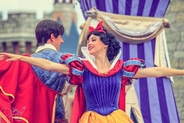 9 bí mật đằng sau vẻ hào nhoáng của những cô công chúa làm việc tại Disney World - Ảnh 10.