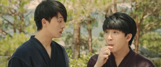 Harry Lu và B Trần thân thiết tới mức, mời nhau ăn... kẹo mút? - Ảnh 3.