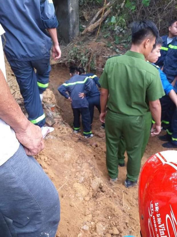 Sập giếng đào ở Nghệ An, 1 người tử vong - Ảnh 1.