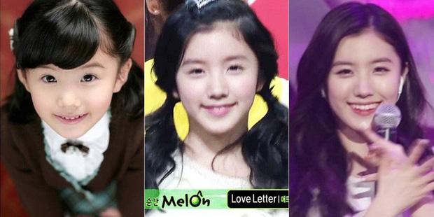 Hành trình 11 năm nhan sắc gây sốt của nữ idol sinh năm 2000: Sao nhí làm nền cho đàn chị đến mỹ nhân đẹp xuất chúng - Ảnh 1.