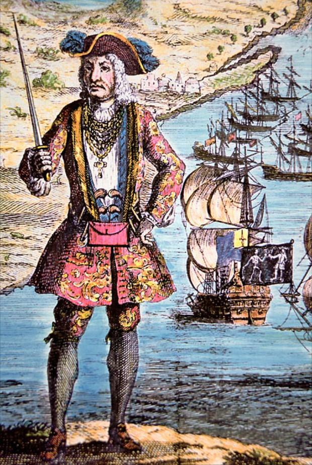 Những tên cướp biển đặc biệt chất trong lịch sử, còn hơn cả Cướp biển vùng Caribbean - Ảnh 2.
