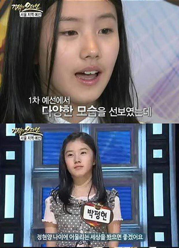 Hành trình 11 năm nhan sắc gây sốt của nữ idol sinh năm 2000: Sao nhí làm nền cho đàn chị đến mỹ nhân đẹp xuất chúng - Ảnh 4.