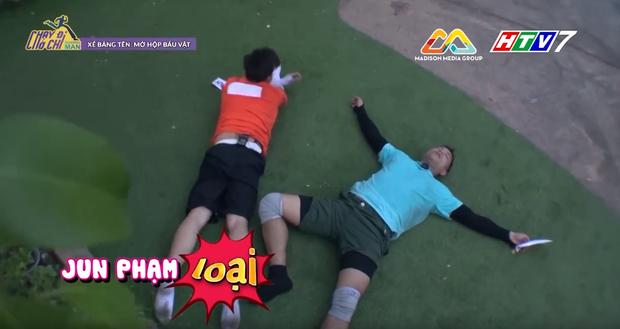 Running Man: Jun Phạm nói gì khi bị nghi cố tình nhường để Trương Thế Vinh chiến thắng? - Ảnh 2.