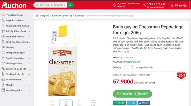 Auchan sale 50% vẫn bị khách hàng tố bán đắt hơn cả giá chưa giảm, sự thật có phải như vậy? - Ảnh 7.