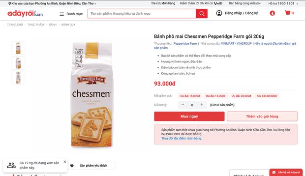 Auchan sale 50% vẫn bị khách hàng tố bán đắt hơn cả giá chưa giảm, sự thật có phải như vậy? - Ảnh 8.