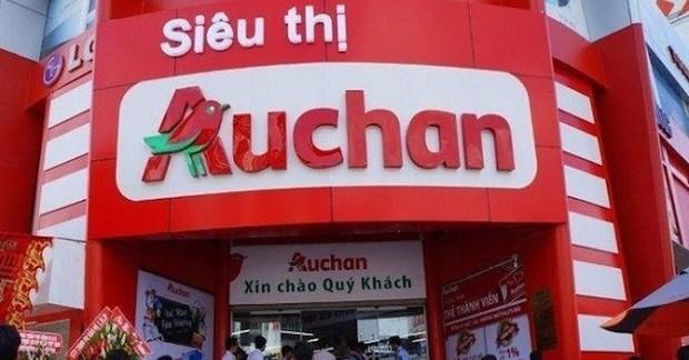 """""""Giải mã"""" nguyên nhân khiến Auchan rút lui khỏi thị trường Việt - Ảnh 1."""