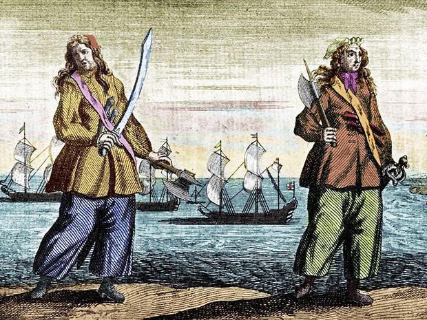 Những tên cướp biển đặc biệt chất trong lịch sử, còn hơn cả Cướp biển vùng Caribbean - Ảnh 6.