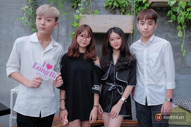 Bạn thân Linh Ka - Long Bi khiến dân tình xôn xao với chiếc cằm nhọn hoắt, make-up cực giống Soobin Hoàng Sơn - Ảnh 1.