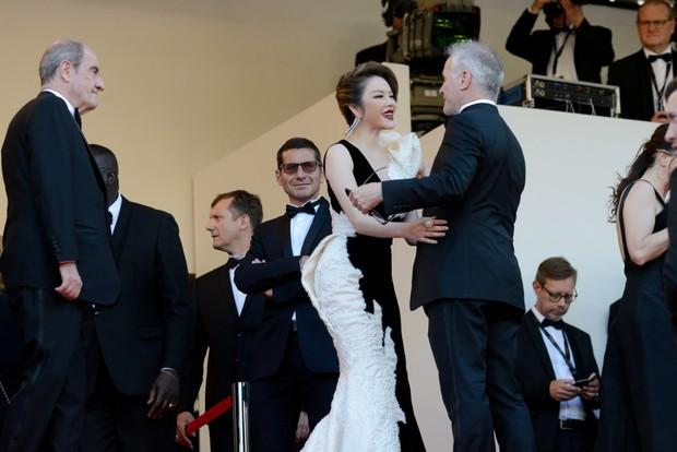 Lý Nhã Kỳ: Tự bỏ tiền túi đi Cannes là ngốc nghếch, thực chất chỉ làm khán giả vô danh - Ảnh 4.