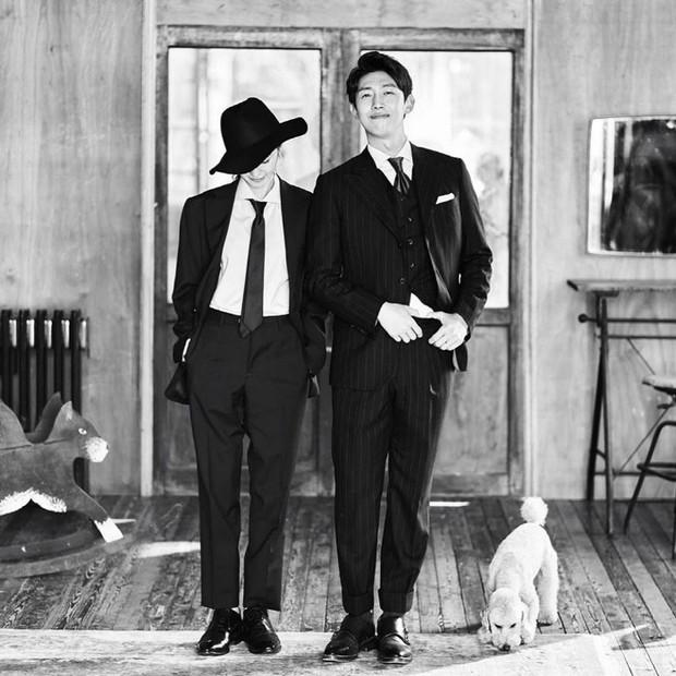 Tài tử Thư ký Kim sao thế? chính thức kết hôn vào hôm nay và hình cưới đúng là độc nhất - Ảnh 1.