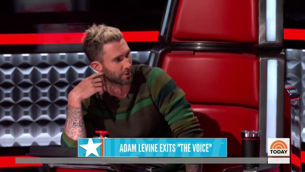 Adam Levine rời The Voice sau nhiều mùa thất bại, Blake sốc khi vừa biết tin - Ảnh 1.
